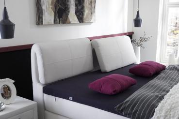 boxspringbett step 5 rom. Black Bedroom Furniture Sets. Home Design Ideas