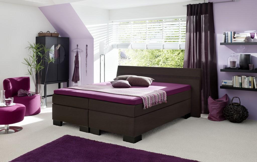 boxspringbett step 5 luzern. Black Bedroom Furniture Sets. Home Design Ideas